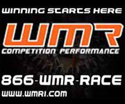WMR Competition Performance