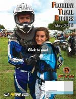 Florida Trail Riders Magazine | May 2013