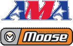 AMA Logo - Moose Racing Equipment Logo