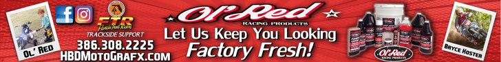 Ol Red Racing Products